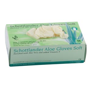 Schottlander Aloe Gloves Soft