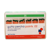 Schottlander Gutta Percha Points